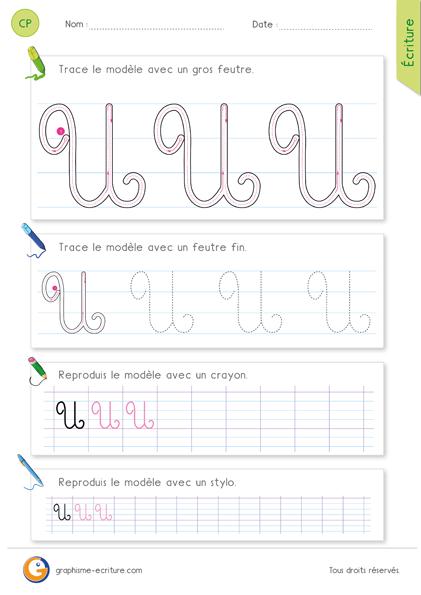 82-ecriture-cp-ce1-ecrire-la-lettre-U-majuscule-cursive