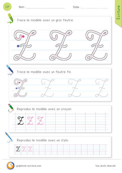 87-ecriture-cp-ce1-ecrire-la-lettre-Z-majuscule-cursive